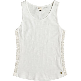 Roxy Another Breath Tank Top Women Marshmallow